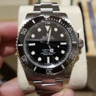 ロレックス(ROLEX)のロレックス 114060 サブマリーナ(腕時計(アナログ))