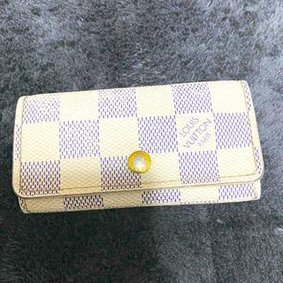 LOUIS VUITTON - LOUIS VUITTON キーケース ダミエ
