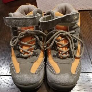 モンベル(mont bell)のモンベル キッズ登山靴 21.0(登山用品)