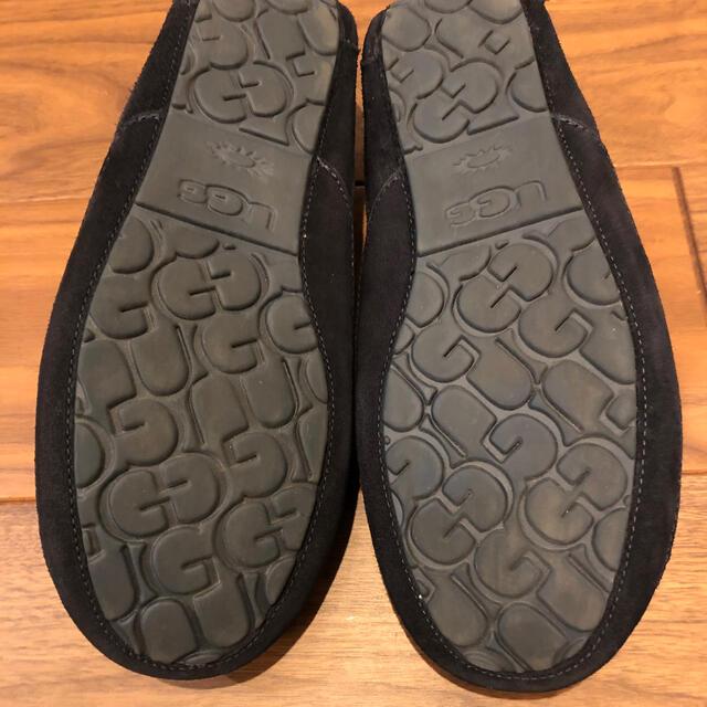 UGG(アグ)のUGG ファー モカシン メンズ 男性靴 メンズの靴/シューズ(スリッポン/モカシン)の商品写真