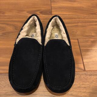 UGG - UGG ファー モカシン メンズ 男性靴