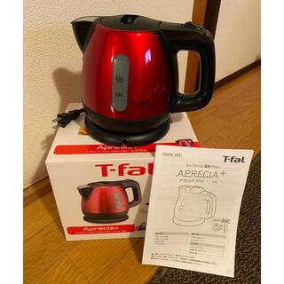 ティファール(T-fal)のティファール 電気ケトル  0.8L BI805F71(電気ケトル)