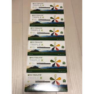アムウェイ(Amway)の新品 未開封 送料込 アムウェイトリプルXレフィル 6個セット(ビタミン)