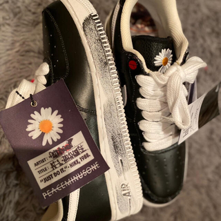 PEACEMINUSONE - NIKE ナイキ AIR FORCE 1 PARANOISE パラノイズ
