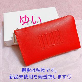 Dior - ディオールポーチディオールノベルティクラッチバッグ新品未使用非売品オファー限定品