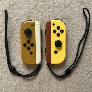 Nintendo Switch - ジョイコン ピカブイ