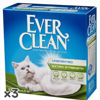 エバークリーン 芳香タイプ 6L 猫用 6L×3入(猫)