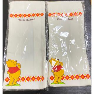 クマノプーサン(くまのプーさん)のプーさん レジ袋ストッカー 2点セット(収納/キッチン雑貨)