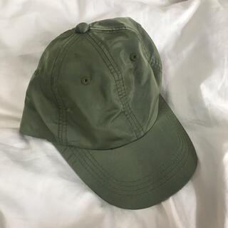 フリークスストア(FREAK'S STORE)のALPHA/アルファ 別注フライトナイロン ベースボール CAP(キャップ)