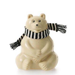 ARABIA - しろくま 貯金箱 プラステップ  Polar Bear