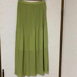 ダブルクローゼット(w closet)の★w closet★ロングスカート Fサイズ 新品 送料込み!(ロングスカート)