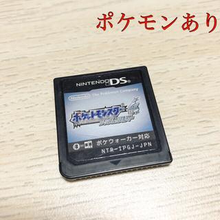 ポケモン(ポケモン)のDSソフト ポケモン ソウルシルバー  銀(携帯用ゲームソフト)