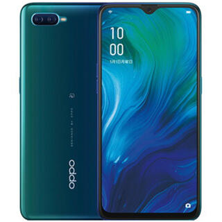 【新品未開封】OPPO Reno A blue 64GB SIMフリー