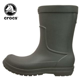 クロックス(crocs)のクロックス crocs オールキャスト レイン ブーツ メンズ 男性用(長靴/レインシューズ)