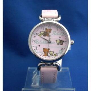 リラックマ腕時計LPK2-リラックマリストウォッチ(腕時計)