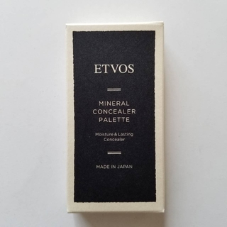 エトヴォス(ETVOS)の新品 ETVOS エトヴォス ミネラルコンシーラーパレット(コンシーラー)