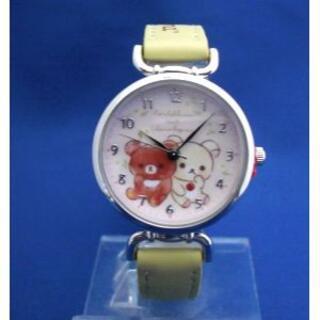 サンエックス(サンエックス)のリラックマ腕時計YE-リラックマリストウォッチ(腕時計)