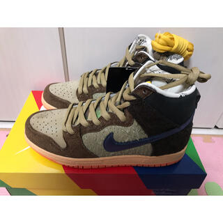 "ナイキ(NIKE)のCONCEPTS × NIKE SB DUNK HIGH ""DUCK"" (スニーカー)"