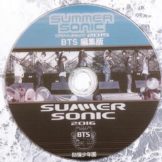 防弾少年団(BTS) - BTS✨SUMMER SONIC LIVE 2015〜2016✨貴重サマソ二