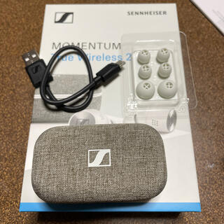 SENNHEISER - Sennheiser MOMENTUM True Wireless2 白