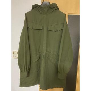 エンジニアードガーメンツ(Engineered Garments)のFrench Military Alpine smock アルパインスモック(モッズコート)