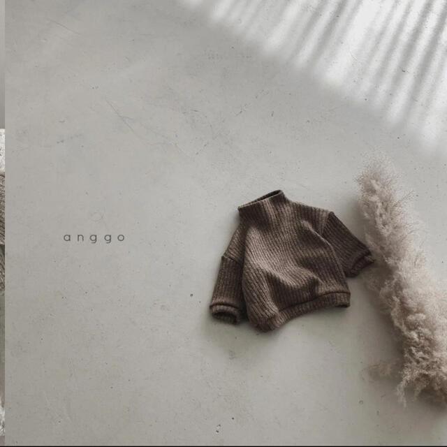 anngo dolce t 韓国子供服 キッズ/ベビー/マタニティのベビー服(~85cm)(Tシャツ)の商品写真