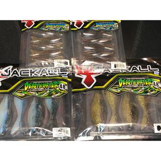 ジャッカル(JACKALL)のジャッカル デッドフィンダーター 4袋No.5(ルアー用品)