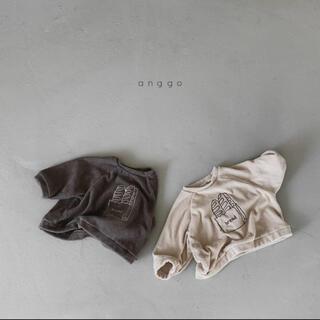 anngo bread T 韓国子供服(Tシャツ/カットソー)