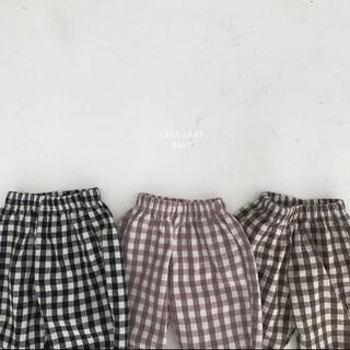 lalaland checkpt  韓国子供服(パンツ)