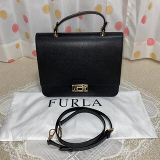 Furla - FURLA フルラ 2way ハンドバッグ ショルダーバッグ
