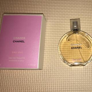 CHANEL - CHANEL チャンス オーヴィーヴ オードトワレ50ml
