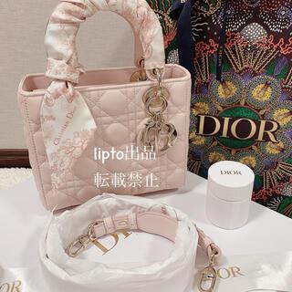 Dior - レディディオール  新品 パウダーピンク スモールサイズ