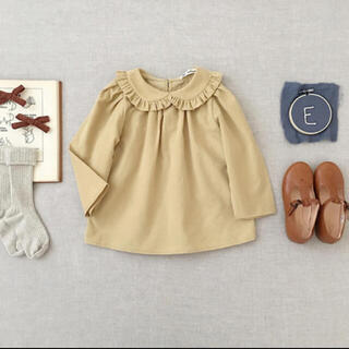 Caramel baby&child  - soor ploom 3y Astrid Blouse, Maize