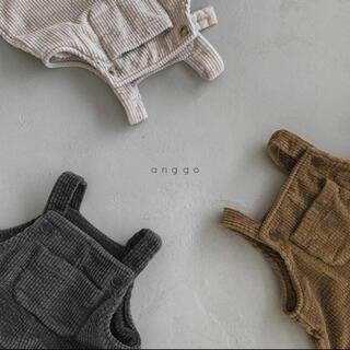 annggo サロペット 韓国子供服