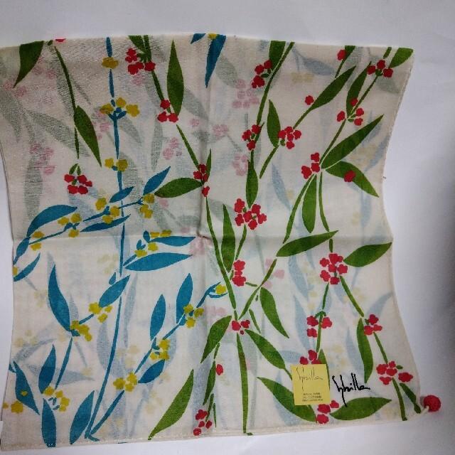 Sybilla(シビラ)のシビラ ハンカチ(1枚) レディースのファッション小物(ハンカチ)の商品写真
