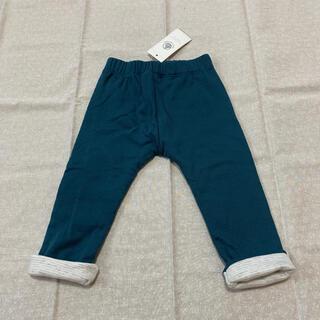 プチバトー(PETIT BATEAU)のプチバトー パンツ グリーン 新品(パンツ)