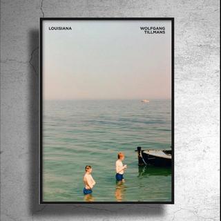 アルネヤコブセン(Arne Jacobsen)のデンマーク限定!アート写真家『ウォルフガング・ティルマンス』希少ポスター!(印刷物)