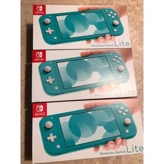 Nintendo Switch - ニンテンドーSwitch Lite コーラル 新品未使用