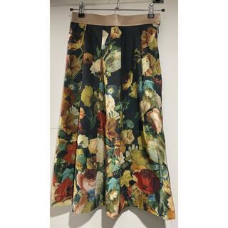 Lois CRAYON - Lois CRAYON ロイスクレヨン ヴィンテージフラワープリント スカート