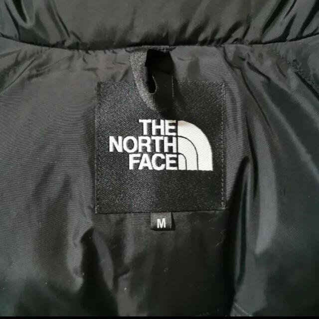 THE NORTH FACE(ザノースフェイス)の《ノースフェイス》試着のみ 希少 ロングヌプシコート NDW91951 ブラック レディースのジャケット/アウター(ダウンジャケット)の商品写真