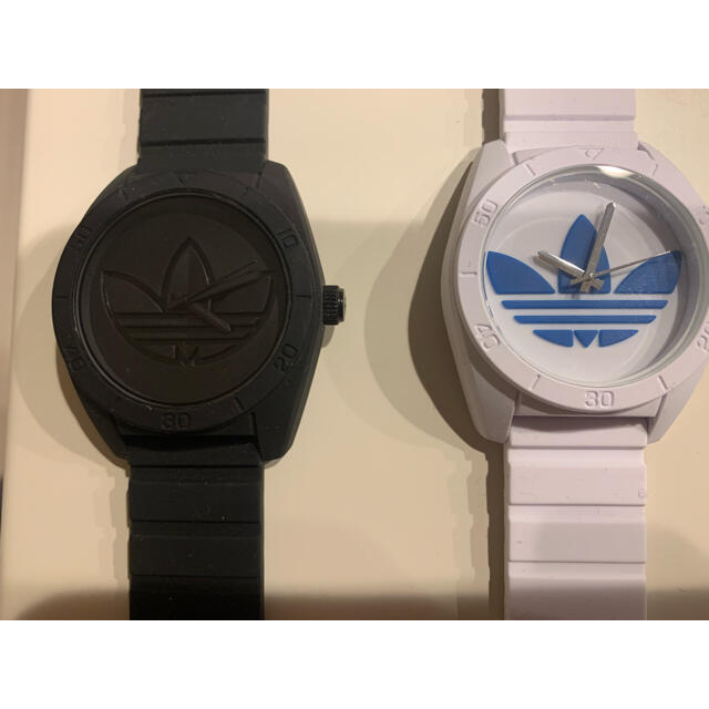 adidas(アディダス)のアディダスの時計 二個セット メンズの時計(腕時計(アナログ))の商品写真