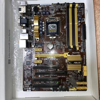 エイスース(ASUS)のジャンク ASUS P87-PRO(PCパーツ)