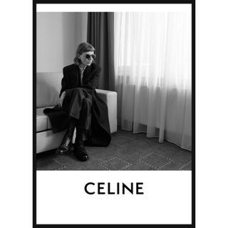 アート ポスター パネル A4 モノクロ CELINE