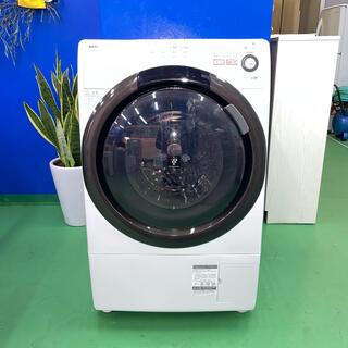 SHARP - ⭐️SHARP⭐️ドラム式洗濯乾燥機 2013年 6kg 大阪市近郊配送無料