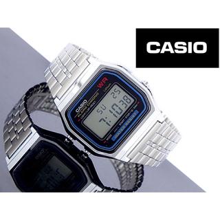 カシオ(CASIO)のCASIO スタンダード デジタルクオーツ A159WA-N1 (並行輸入品)(腕時計(デジタル))