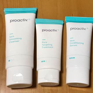 proactiv - プロアクティブ+ 薬用3ステップセット30日