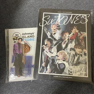 Johnny's - 素顔4 SixTONES盤