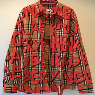 BURBERRY - 【新品未使用】Burberry チェックシャツ