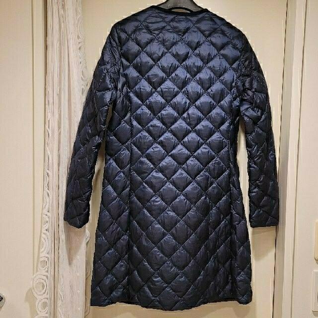 UNIQLO(ユニクロ)の[襟Vタイプ]ユニクロ ウルトラライトダウン ダイヤキルト レディースのジャケット/アウター(ダウンジャケット)の商品写真