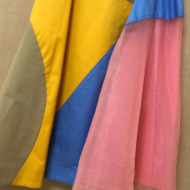 Chesty(チェスティ)のChesty♡スカート【未使用タグ付き】サイズ1 レディースのスカート(ひざ丈スカート)の商品写真